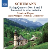 Album artwork for STRING QUARTETS OP. 21 NOS. 1 & 3
