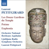 Album artwork for PETITGARD: LES DOUZE GARDIENS DU TEMPLE / POEME PO