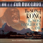 Album artwork for THE SON OF KONG / THE MOST DANGEROUS GAME