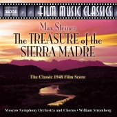 Album artwork for STEINER: THE TREASURE OF THE SIERRA MADRE (1948 SC