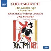 Album artwork for Shostakovich: The Golden Age