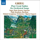 Album artwork for Grieg: Peer Gynt Suites / Six Orchestral Songs