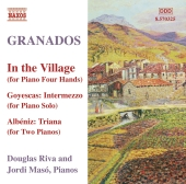 Album artwork for Granados: In the Village