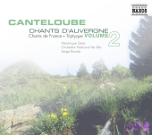 Album artwork for Canteloube : Chants D'Auvergne Vol. 2
