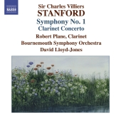 Album artwork for Stanford: Symphony No. 1, Clarinet Concerto