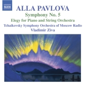 Album artwork for PAVLOVA: SYMPHONY NO. 5