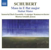 Album artwork for Schubert: Mass in E Flat Major / Stabat Mater