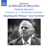 Album artwork for Schwarz-Schilling: Orchestral Works (Serebrier)