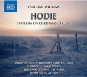 Album artwork for Vaughan Williams: Fantasia on Christmas Carols