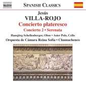 Album artwork for VILLA-ROJO: CONCIERTO PLATERESCO