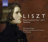 Album artwork for Liszt: Piano Concertos 1 & 2