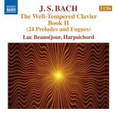 Album artwork for J.S. Bach: Well-Tempered Clavier, Book 2