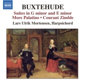 Album artwork for Buxtehude: Harpsichord Suites, More Palatino