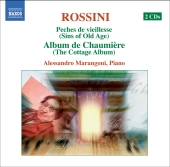Album artwork for Rossini: Album de Chaumiere