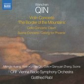 Album artwork for Wenchen Qin: The Border of the Mountains