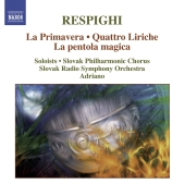Album artwork for Respighi: La Primavera (Adriano)