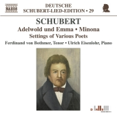 Album artwork for Schubert: Settings of Various Poets