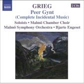 Album artwork for Grieg: Peer Gynt (Engeset)