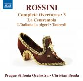 Album artwork for Rossini: Complete Overtures Vol. 3
