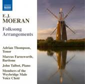 Album artwork for Moeran: Folksong Arrangements