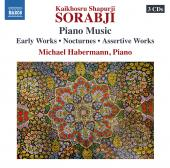 Album artwork for SORABJI - PIANO MUSIC
