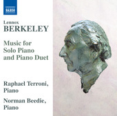 Album artwork for Berkeley: Music for Solo Piano & Piano Duet