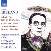 Album artwork for Ireland: Music for String Orchestra