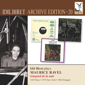 Album artwork for Idil Biret Archive Edition, Vol. 20 - Idil Biret p