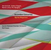 Album artwork for Accordion Concertos / Mogensen