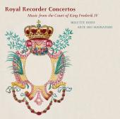 Album artwork for Bolette Roed: Royal Recorder Concertos