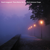 Album artwork for Langgaard: Piano Works, Vol. 3