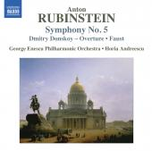 Album artwork for Rubinstein: Symphony 5