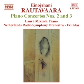 Album artwork for PIANO CONCERTOS 2 & 3