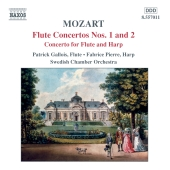Album artwork for FLUTE CONCERTOS 1 & 2