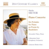 Album artwork for PIANO CONCERTO / SIX PRELUDES