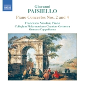 Album artwork for PIANO CONCERTOS NOS. 2 & 4