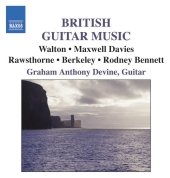 Album artwork for BRITISH GUITAR MUSIC