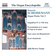 Album artwork for ORGAN WORKS, VOL. 5