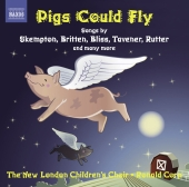 Album artwork for Pigs Could Fly - Songs by Skempton, Britten, etc.