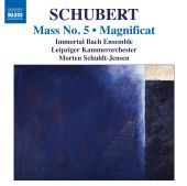 Album artwork for Schubert: Mass No. 5, Magnificat