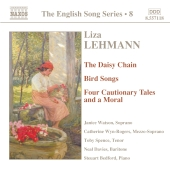 Album artwork for LEHMANN - ENGLISH SONG SERIES, VOL. 8