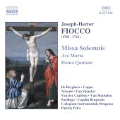 Album artwork for MISSA SOLEMNIS