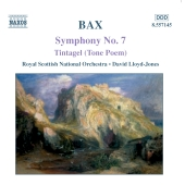 Album artwork for BAX: SYMPHONY NO. 7