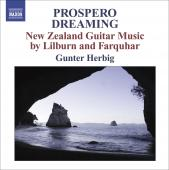 Album artwork for Lilburn, Farquhar: Guitar Music (Herbig)