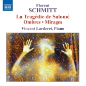 Album artwork for Florent Schmitt: La Tragedie de Salome