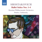 Album artwork for SHOSTAVOVICH : BALLET SUITES NOS. 1 - 4