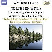 Album artwork for Toronto Wind Orchestra: Northern Winds