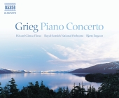 Album artwork for GRIEG: PIANO CONCERTO