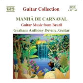 Album artwork for Guitar Collection - Manha de Carnaval / Devine