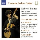 Album artwork for BIANCO: GUITAR RECITAL